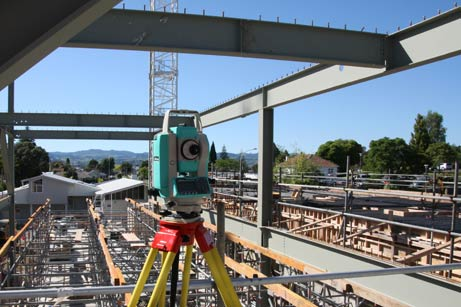 Commercial surveying